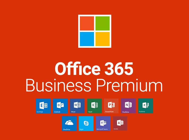 Office 365 Business Premium México - ECR365 CLOUD