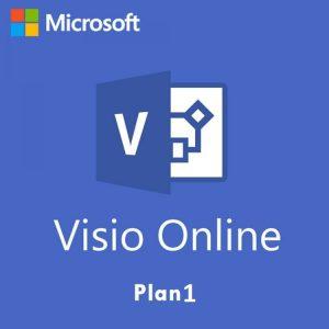 Microsoft Visio Plan 1